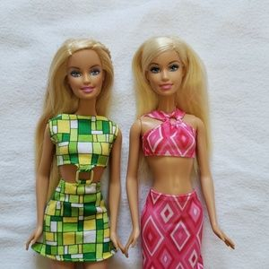 Barbie & Clothes